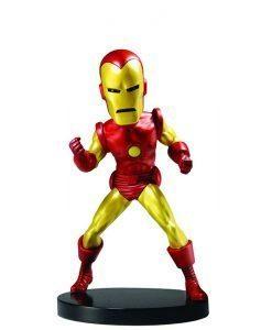 Classic Iron Man Head Knocker - Neca