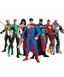 Justice League The New 52 Box Set 7 Figures - DC Collectibles