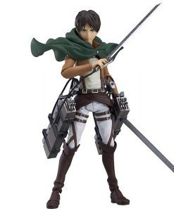 Attack on Titan Eren Yeager - Figma