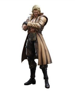 Liquid Snake Play Arts Kai - Square Enix