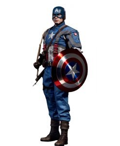 Captain America The First Avenger - Hot Toys