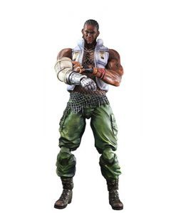 Final Fantasy VII Barret Wallace Play Arts Kai - Square Enix