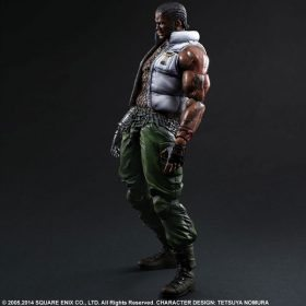 Barret Wallace Final Fantasy VII Play Arts Kai Square Enix
