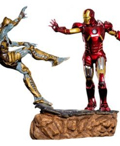 Mark VII The Avengers Diorama - Iron Studios