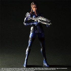 Ashley Williams Mass Effect 3 Play Arts Kai Square Enix