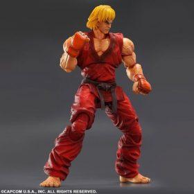 Ken Masters Play Arts Kai Square Enix