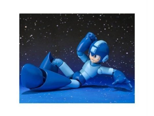 Megaman D-Arts with Rush & Met Bandai