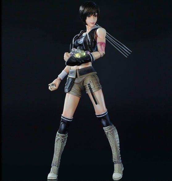 Yuffie Kisaragi Play Arts Kai Square Enix