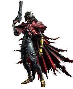 Final Fantasy VII Vincent Valentine Play Arts Kai - Square Enix