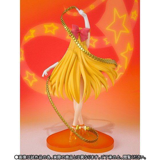 Sailor Moon Venus Figuarts Zero Bandai