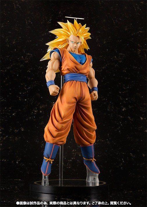 Goku Super Saiyan 3 Figuarts ZERO EX Bandai