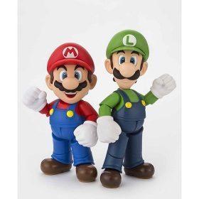 Luigi S.H.Figuarts Bandai