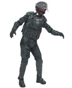 Riot Gear Zombie The Walking Dead 4 - McFarlane