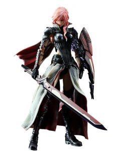Lightning Play Arts Kai - Square Enix