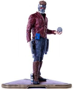 Guardians of the Galaxy Star Lord Art Scale - Iron Studios