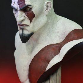 Kratos God of War Life Size Bust Gaming Heads