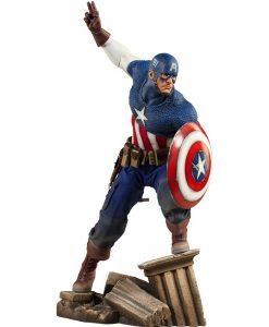 Captain America Classic Premium Format Statue - Sideshow Collectibles