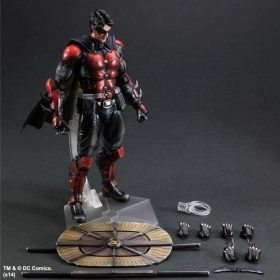 Robin Arkham Origins Play Arts Kai Square Enix
