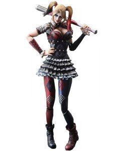 Batman Arkham Knight Harley Quinn Play Arts Kai - Square Enix