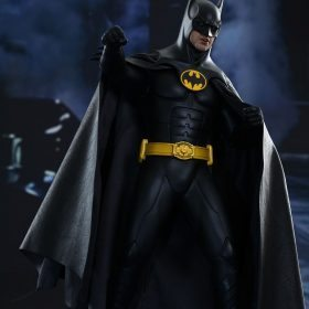Batman & Bruce Wayne Batman Returns Hot Toys