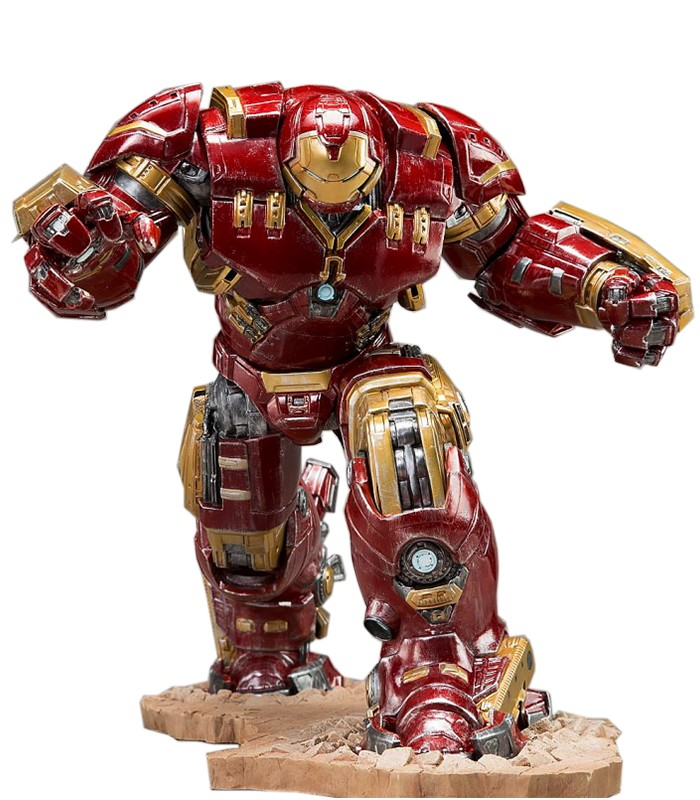 Hulkbuster ArtFx Statue