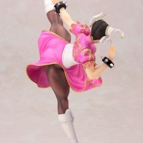 Chun Li Pink Costume Bishoujo Statue  Kotobukiya