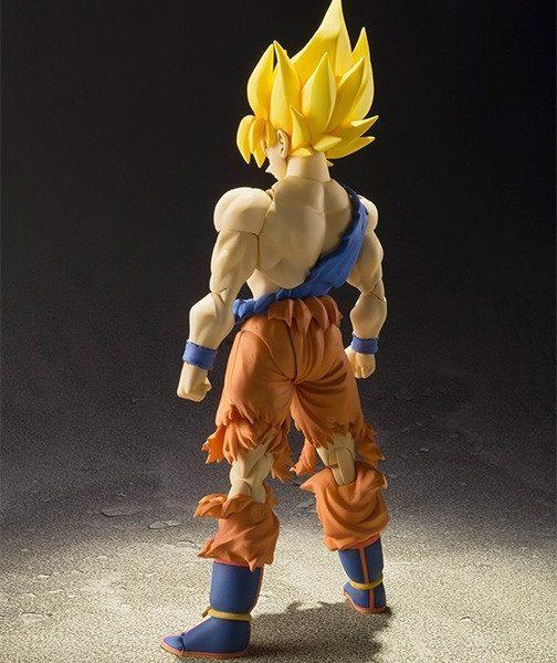 Son Goku Super Warrior Awakening Ver. S.H.Figuarts Bandai