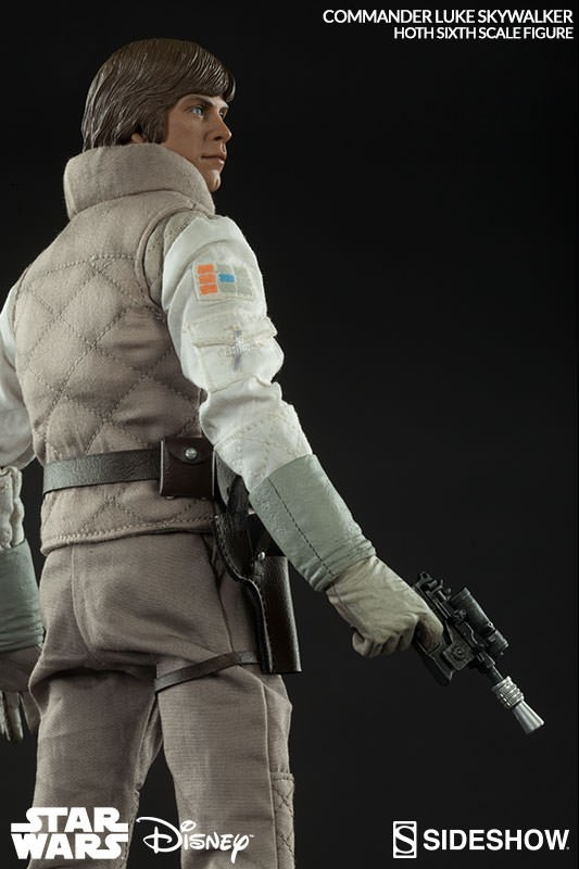 Commander Luke Skywalker Hoth Sideshow Collectibles