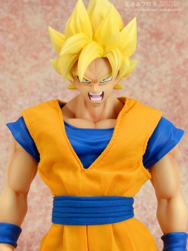 Son Goku Super Saiyan Dragon Ball Z D.O.D MegaHouse