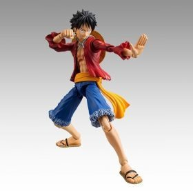Monkey D. Luffy Variable Action Heroes Megahouse