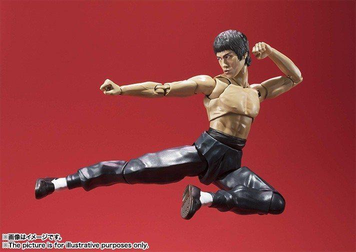 Bruce Lee S.H.Figuarts Bandai