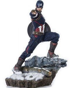 Captain America Legacy Replica 1/4 - Iron Studios