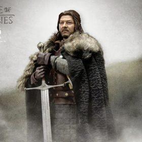 Eddard Stark Game of Thrones Threezero