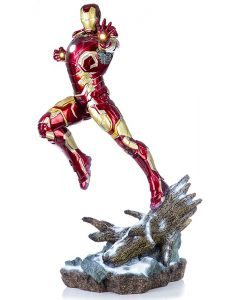Iron Man Mark XLIII - Iron Studios