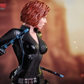 Black Widow Age of Ultron Art Scale Iron Studios