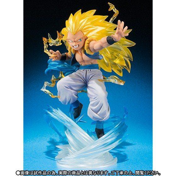 Gotenks Super Saiyan 3 Figuarts Zero Bandai