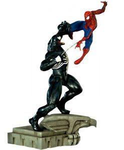 Diorama Marvel Comics 1/6 - Iron Studios | Spider-Man Vs Venom