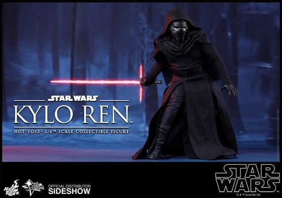 Kylo Ren The Force Awakens Hot Toys