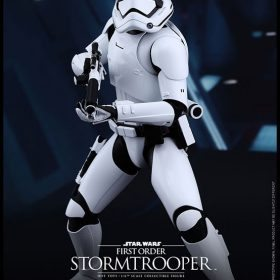 Stormtrooper First Order The Force Awakens Hot Toys