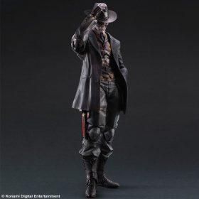 Skull Face Play Arts Kai Square Enix