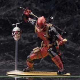 Deadpool Chimichanga ver. ArtFX+ Exclusive Kotobukiya