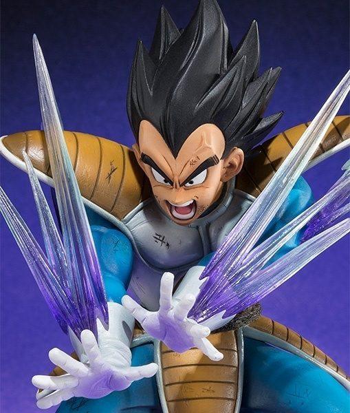 Vegeta (Galick Gun ver.) Figuarts Zero Bandai