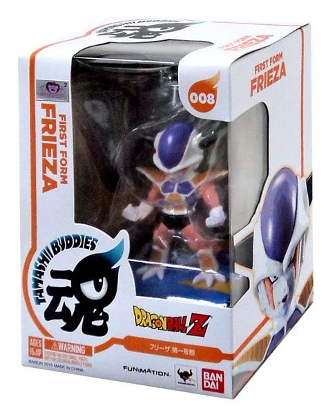 Freeza Dragon Ball Z Tamashii Buddies Bandai