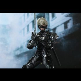 Raiden Metal Gear Rising Hot Toys