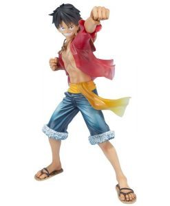 D. Luffy 5th Anniversary Edition - Bandai